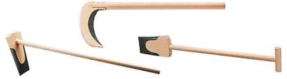 鋤鍬鎌セット