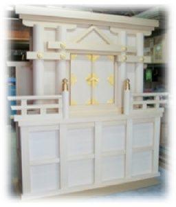 神前式場・結婚式場 御神殿