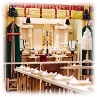 神殿:神前結婚式場